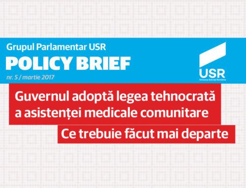 Guvernul adoptă legea tehnocrată a asistenței medicale comunitare. Ce trebuie făcut mai departe