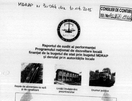 USR vă prezintă raportul complet al Curții de Conturi privind Pixul lui Dragnea. Ce spune auditul despre performanța PNDL în 2013 și 2014